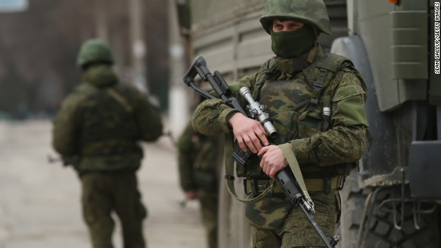 Crimea a flashpoint in Ukraine crisis