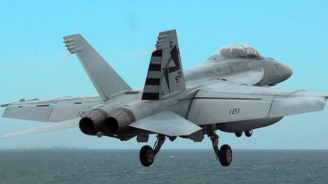 Navy jet crash remains mystery