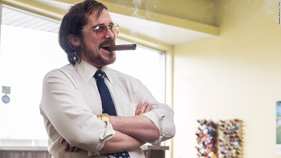 "The usually hot Christian Bale was almost unrecognizable in 2013's ""American Hustle."""