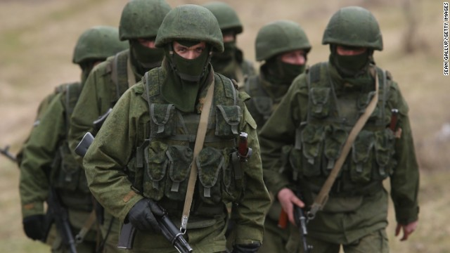 Ukraine prime minister: 'This is a red alert'