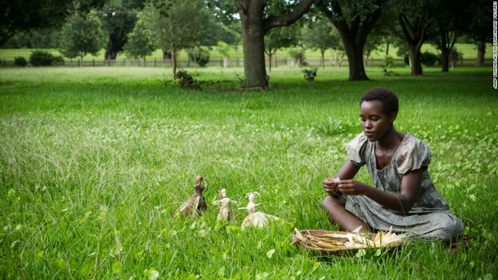 "<strong>Best supporting actress:</strong> Lupita Nyong'o, ""12 Years a Slave"""