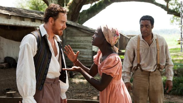 """12 Years a Slave"" won the Oscar for best picture, but a study found that Hollywood is not much more diverse than it has been."