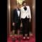 19 oscars red carpet - Pharrell Williams and Helen Lasichanh