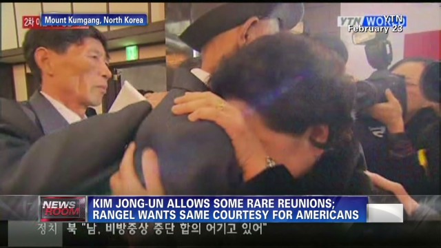 Reuniting families after decades apart
