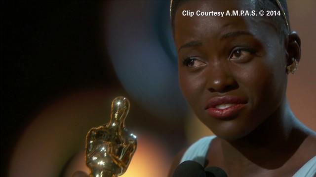 Lupita's Oscars speech the best ever?