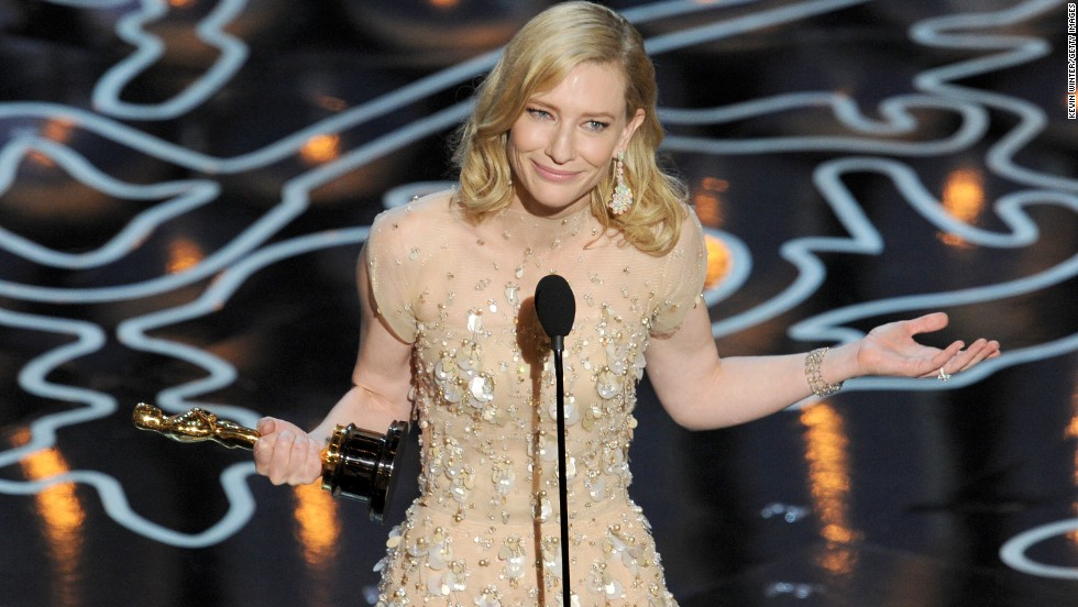 "Cate Blanchett won an Oscar in 2014 for her turn as a modern-day Blanche DuBois in the Woody Allen film ""Blue Jasmine."""