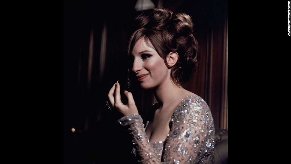 "Barbra Streisand's competitive awards include an Oscar for ""Funny Girl,"" four Emmy awards and 10 Grammys. Her Tony, received in 1970, is honorary."