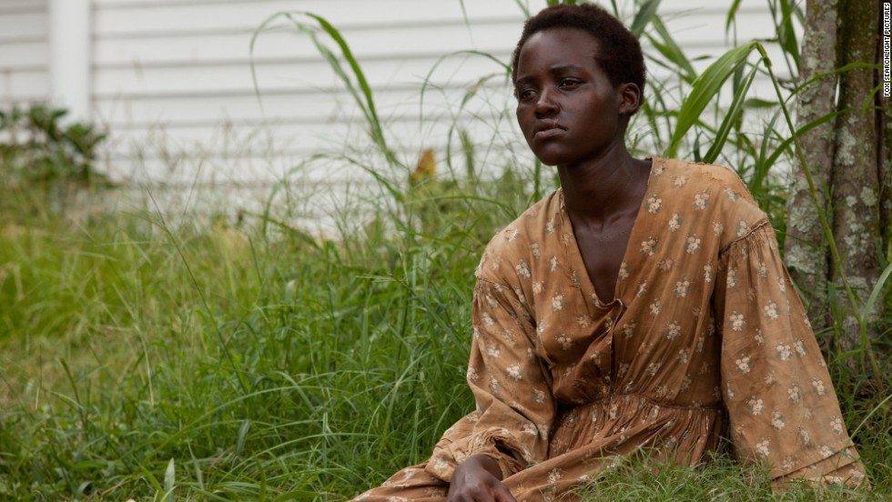 "But it was Lupita Nyong'o's debut feature film role, as a viciously abused slave named Patsey in ""12 Years a Slave,"" that won the award."