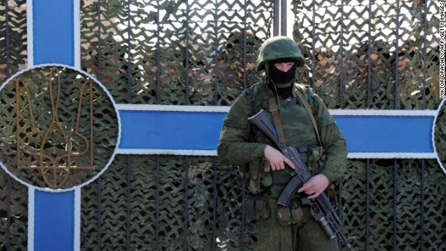 Can bloodshed be prevented in Crimea?
