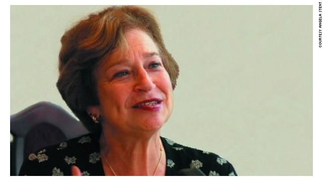 Angela Stent