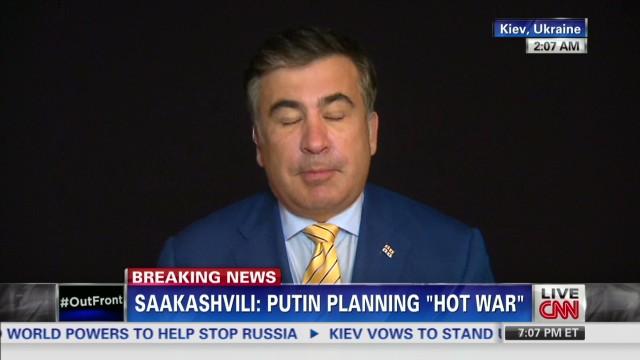 'Ethnic cleansing' possible in Ukraine