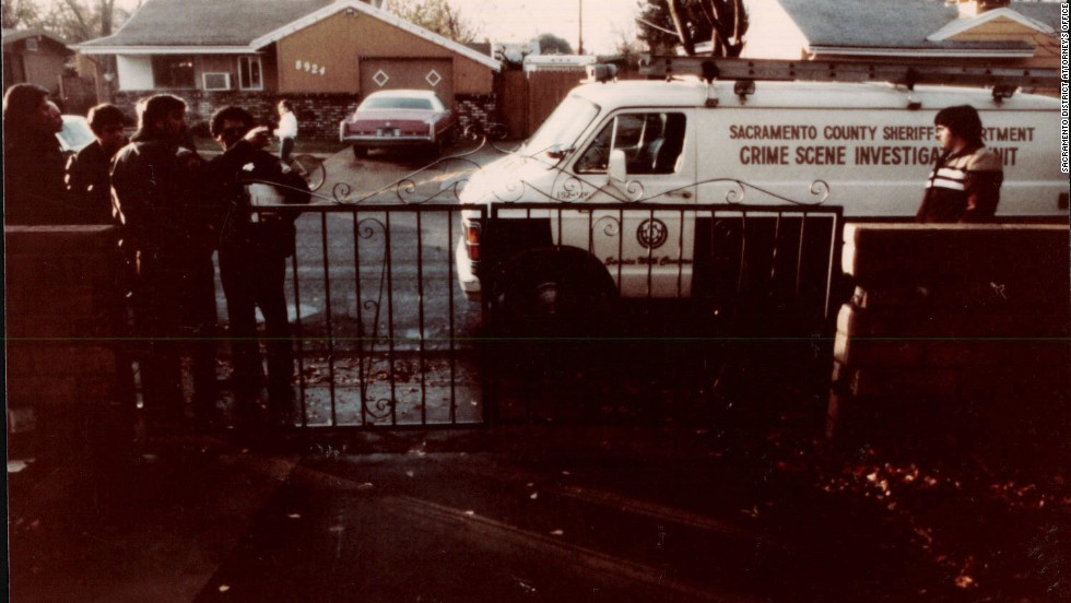 In December of that year, Sacramento County, California, sheriff's deputies discovered a bloody crime scene at the home of coin collector Ed Davies and his wife, Grace.