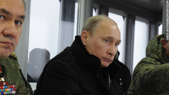 Vladimir Putin will do anything in his power to prevent Ukraine from becoming another Iraq, says Alexander Nekrassov.