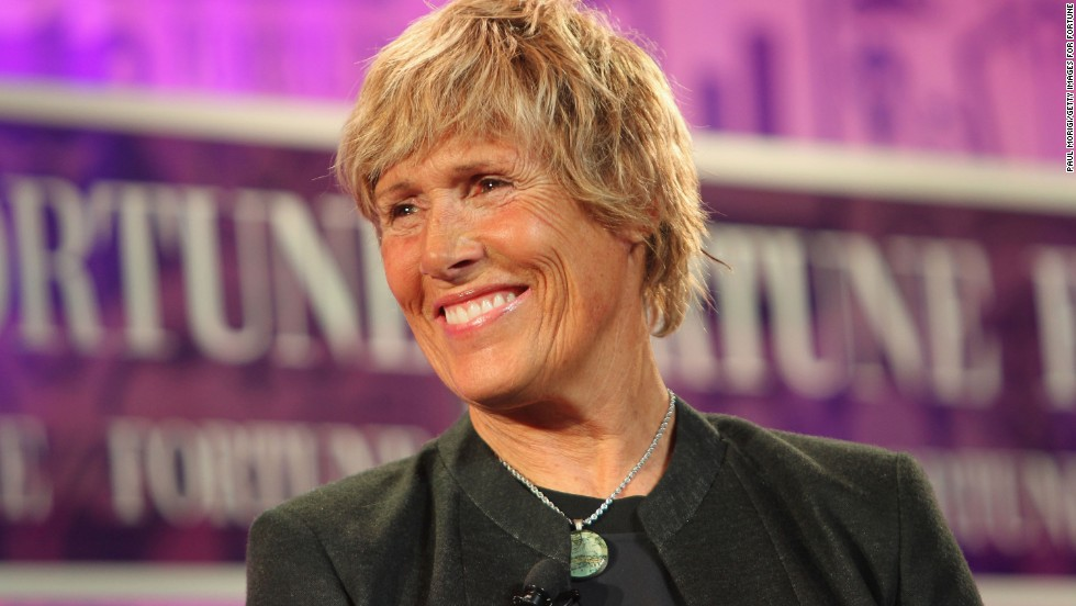 We know Diana Nyad can go the distance -- we've seen her do it as a long-distance swimmer -- but time will tell how she'll hold up on the dance floor. Nyad is being paired with Henry Byalikov.