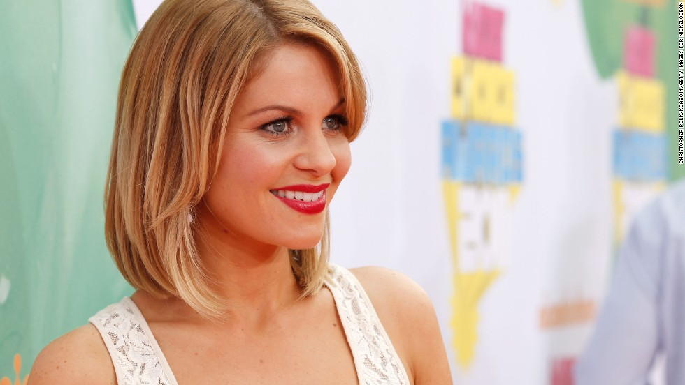 "Former ""Full House"" star Candace Cameron Bure is going to put on her dancing shoes with Mark Ballas this season."