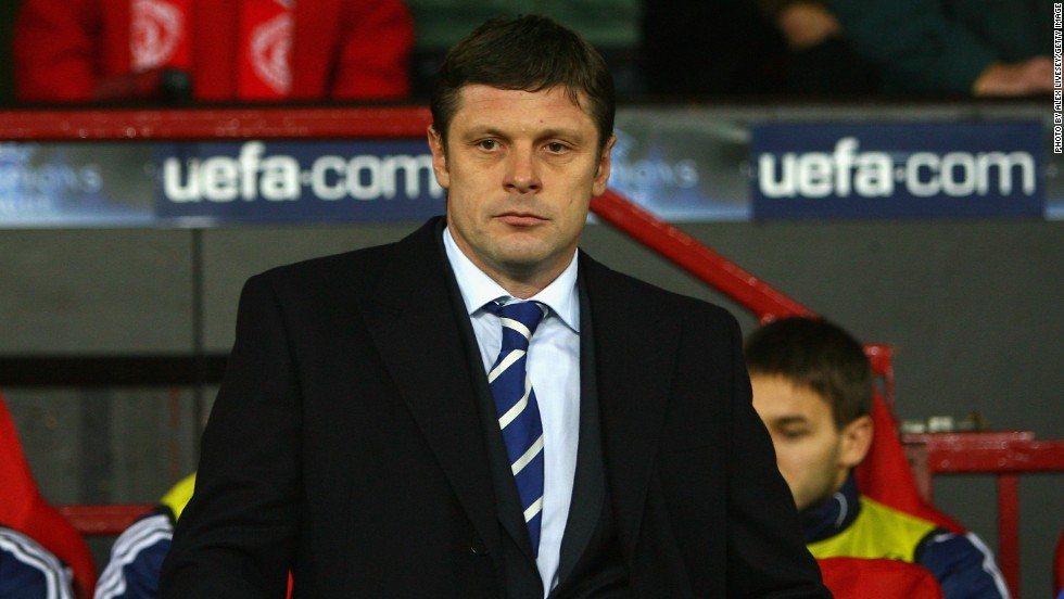 After a short spell at Wolverhampton Wanderers, Luzhny turned his eyes to coaching, becoming player-manager of Latvian side Venta in 2005. His tenure did not last long, however, with financial problems playing a part in the club's downfall. He officially hung up his playing boots in 2006.