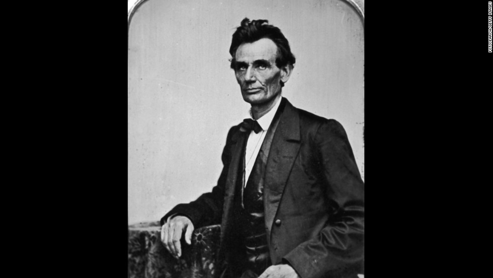 No matter that 16th president Abraham Lincoln (shown here circa 1860s) didn't live to see commercial flight. The Springfield, Illinois, airport is still named Abraham Lincoln Capital Airport in his honor.