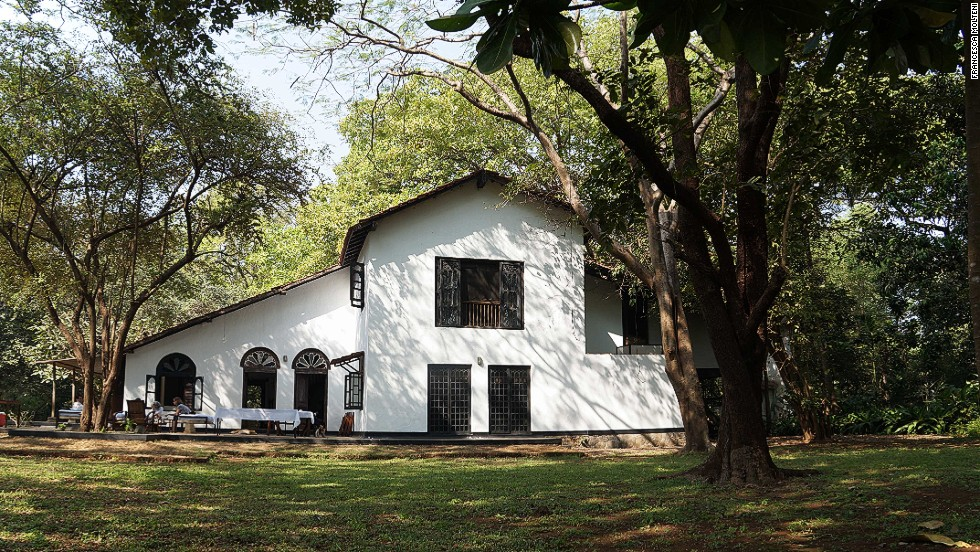 "<a href=""http://www.studiomumbai.com/"" target=""_blank""><em>Bijoy Jain<em></a></em>, Mumbai</em><br /><br />Set in the countryside, about  20 miles from Mumbai, this isn't just Bijoy Jain's house, but also his studio. Around 60 craftsmen work here, and countless dogs roam the grounds, which includes a large swimming pool set among ancient trees. ""Artisans, carpenters, and workers are coming and going all the time,"" Molteni says. ""It's a place you share. It's not just a place for yourself."""