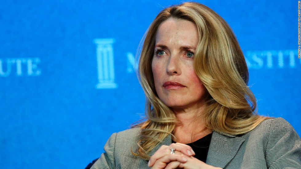 Laurene Powell Jobs is the largest individual shareholder in Disney, with a net worth of $14 billion. Jobs has a stake in Apple, co-founded by her late husband, Steve Jobs, and is founder and chair of the Emerson Collective. Jobs is also on the board of trustees for Stanford University.