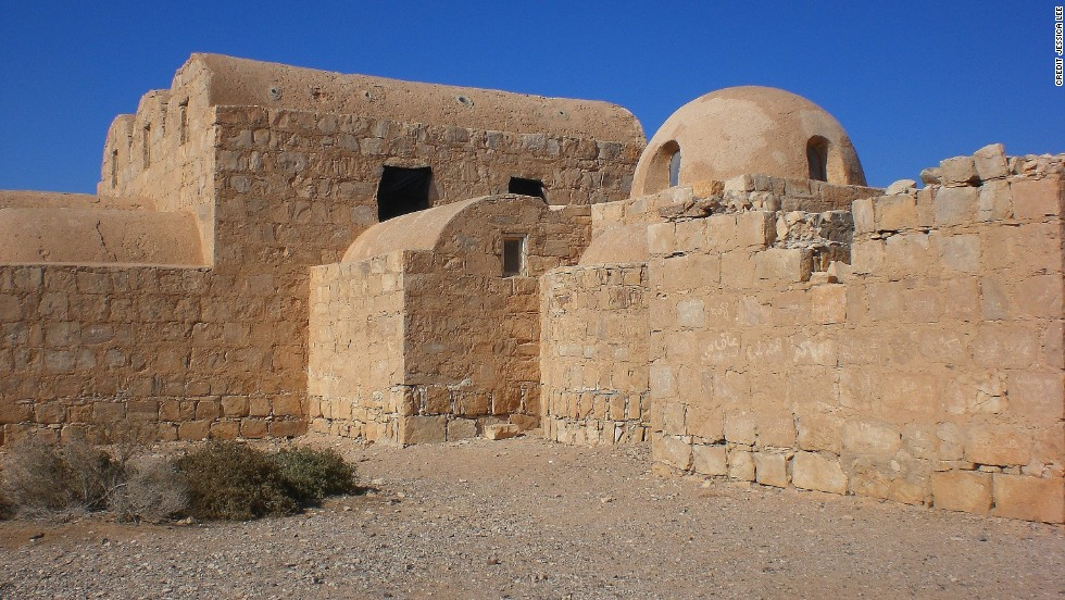 If you like ruins, Jordan won't let you down. The Greek, Roman, Byzantine and Arab Empires stamped their hand prints across the countryside. On the desert castle loop you'll find ancient Umm Qais, the Umayyad caliphs' country retreats of Azraq Fort and the UNESCO-listed Qasr Amr (pictured).