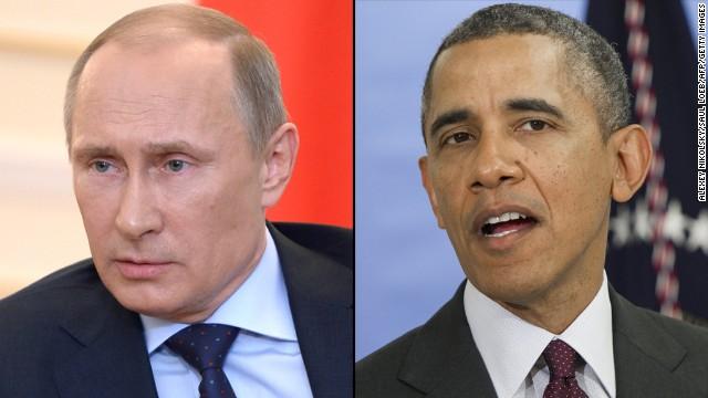 Obama, Putin talk Ukraine crisis