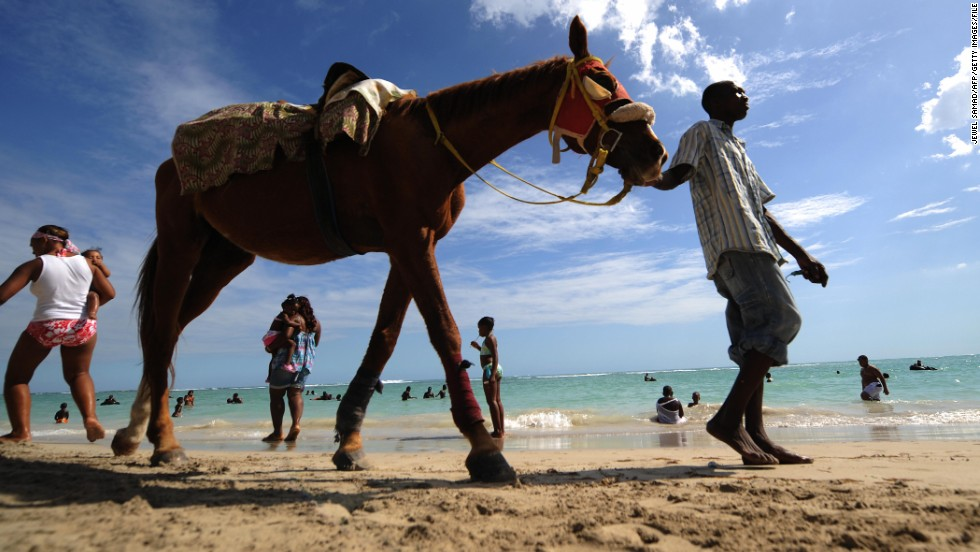 Jamaica ranks second for affordability. With average round-trip airfare, seven nights in a hotel, six dinners and a snorkeling excursion, the cost for a group of four is about $4,631.