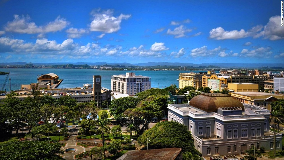 Puerto Rico ranks first for affordability on TripAdvisor's Caribbean TripIndex. The average cost for a trip for a group of four in March or April? $4,609.