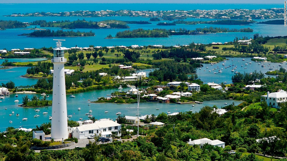 In Bermuda, which made the list despite its Atlantic Ocean location, the trip tops six grand at $6,064.