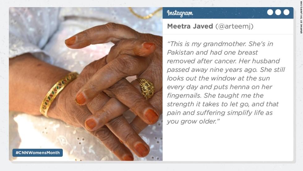 irpt ig iwd Meetra Javed