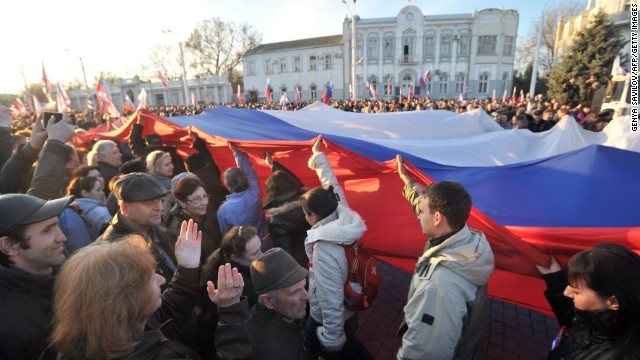 Crimea to hold referendum to join Russia
