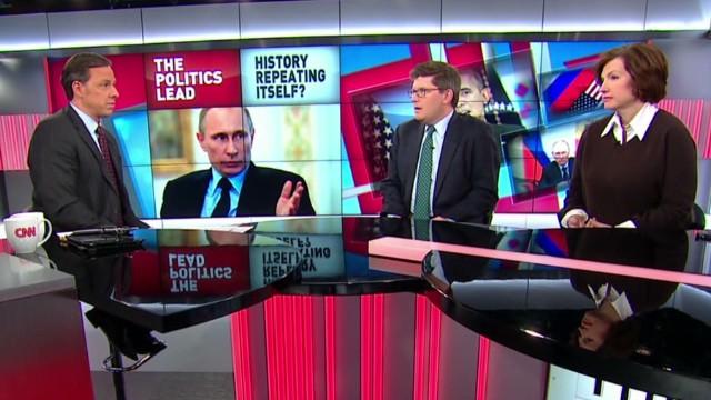 Can a U.S. president rein in Putin?
