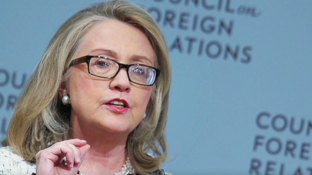 Hear Clinton's controversial remarks