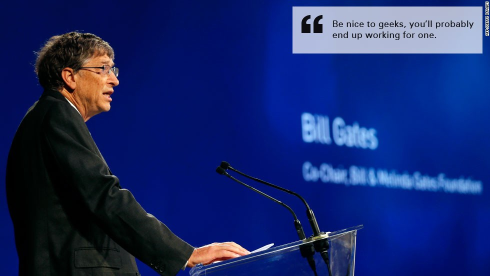 bill gates burn quote geeks