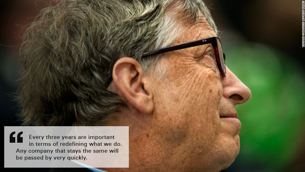 Bill gates burn quotes three