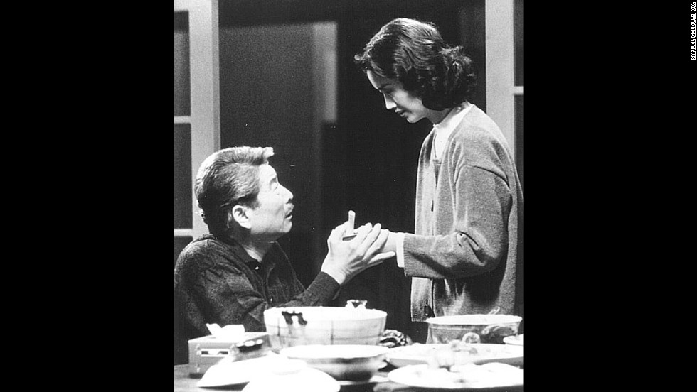 """<strong>""""Eat Drink Man Woman"""" (1994):</strong> Before """"Brokeback Mountain,"""" Ang Lee co-wrote and directed a mouthwatering tale about a Chinese chef in Taiwan who has lost his sense of taste but still cooks elaborate meals for his three daughters. The film stars Sihung Lung and Chien-lien Wu."""