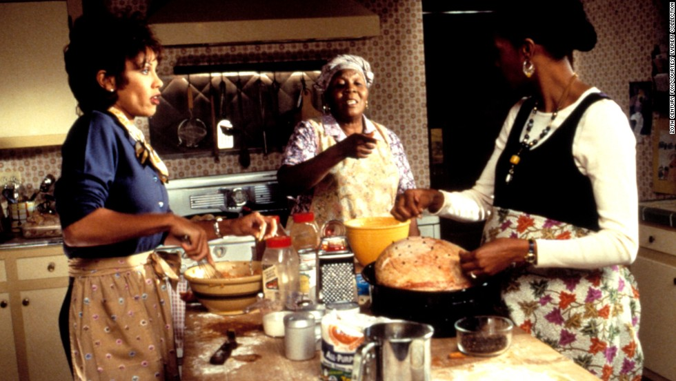 "<strong>""Soul Food"" (1997):</strong>  Vanessa L. Williams,  Irma P. Hall and Vivica A. Fox star in this family drama about a close-knit family that loves as hard as they cook and dine during their Sunday family meals."