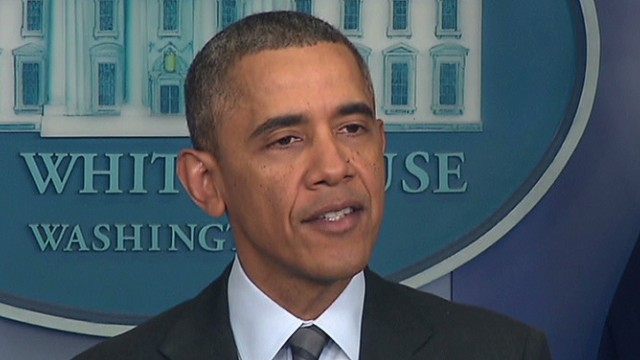 Obama: The world should support Ukraine