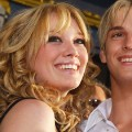Hilary Duff Aaron Carter 2003