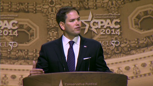 Rubio: Obama's foreign policy 'flawed'