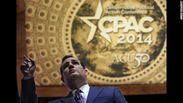 CPAC winners and losers