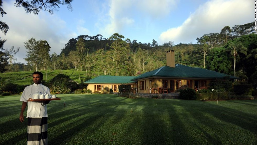 Travelers can now experience the lush plantations for themselves, with numerous experiences on offer such as that at Ceylon Tea Trails -- four sprawling planters' bungalows built between 1890 and 1939 now operating as a five-star resort.