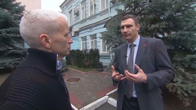 Vitali Klitschko: Ukraine has huge potential