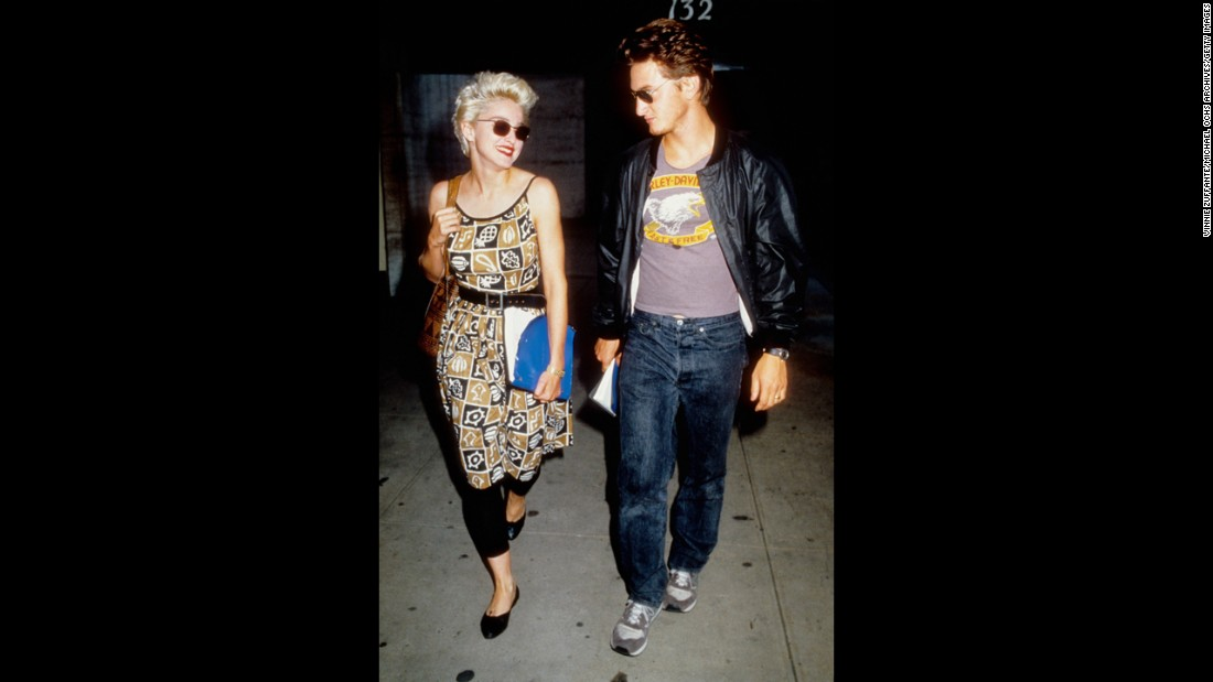 "Madonna's four-year marriage to Sean Penn was one of the wildest rides of the '80s, and that's saying something, but we agree with her words after their divorce in 1989: ""I do believe we all have soul mates,"" she told People magazine. ""I don't believe that we necessarily end up with them."" After their split, both Madonna and Penn moved on to new relationships (several times)."