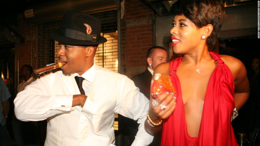 "When ""Milkshake"" singer Kelis caught Nas' attention at an afterparty for the 2002 MTV Video Music Awards, the artistic couple quickly became the hottest pairing in hip-hop. Unfortunately, the sparks flying between the two combusted in 2009, when Kelis -- seven months pregnant with the couple's son, Knight -- filed for divorce after four years of marriage."