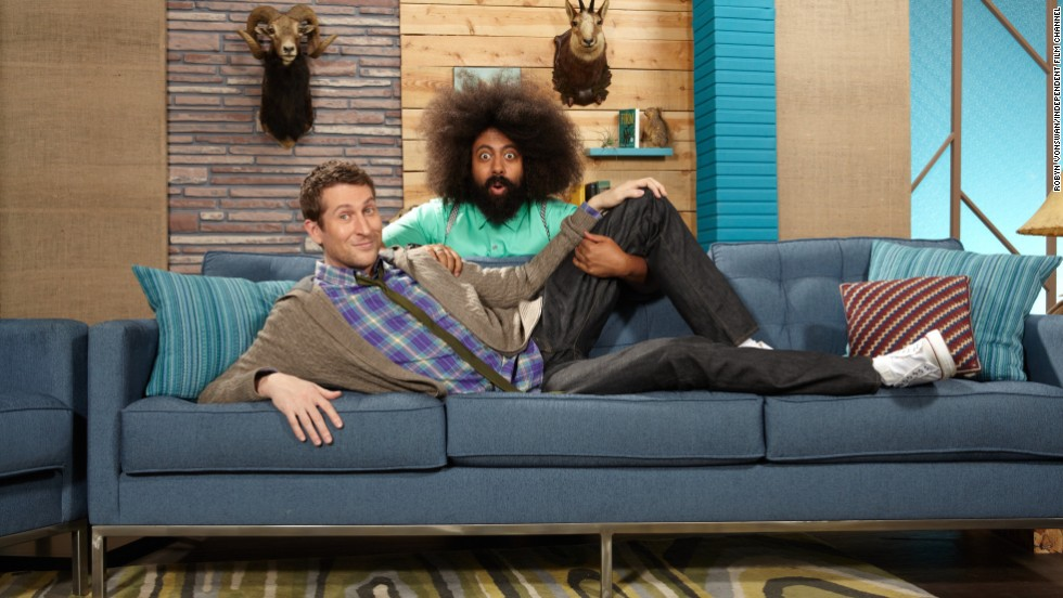 "If you've yet to watch Scott Aukerman and Reggie Watts host their podcast-turned-TV show ""Comedy Bang! Bang!,"" sit and stay a while when season 2 arrives March 13 on Netflix. The witty hosts get celebrities like Andy Samberg, Zoe Saldana, Cobie Smulders and Aziz Ansari to join in their role-playing fun."
