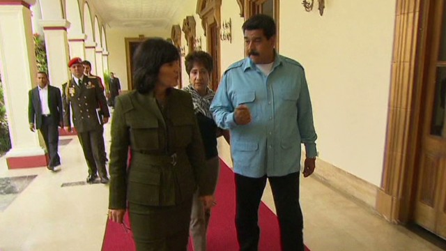 Full interview: Maduro/Amanpour