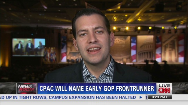 CPAC will name early GOP front-runner