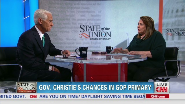 Crist: Senate dems should back Obama
