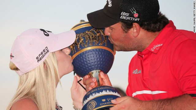 Patrick Reed becomes to the youngest WGC winner