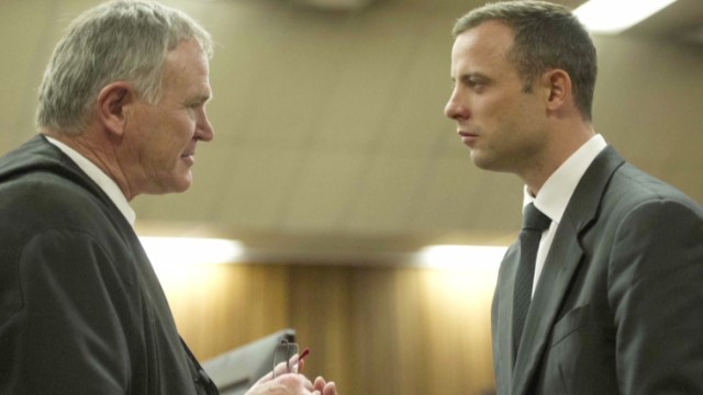 2nd week of Pistorius murder trial starts